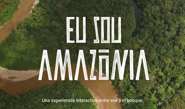 Descubre el corazón del Amazonas con Google Earth