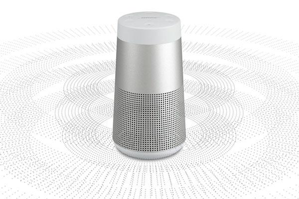 analisis Bose SoundLink Revolve sonido 360