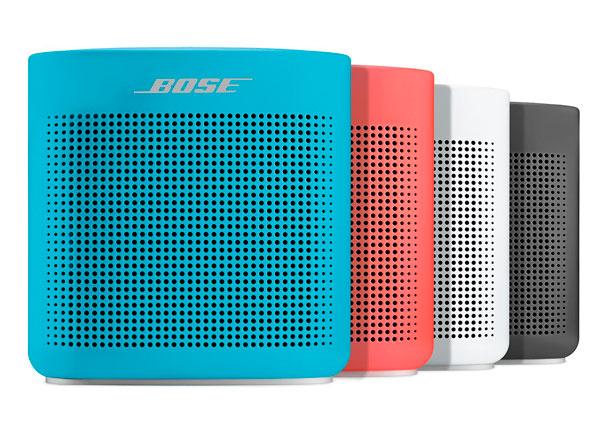 Bose SoundLink Color II, altavoz Bluetooth compacto y resistente