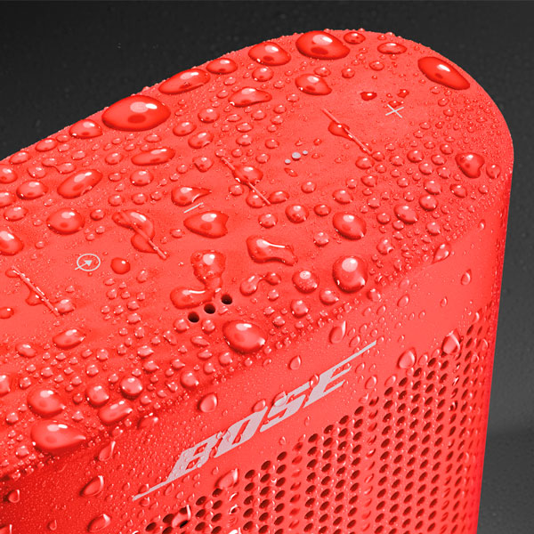 a fondo Bose SoundLink Color II resistente al agua
