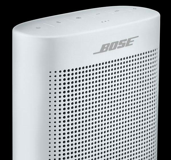 a fondo Bose SoundLink Color II NFC