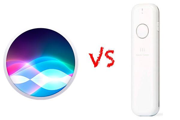 Siri vs ili Wearable Translator ¿cuál es mejor para viajar?