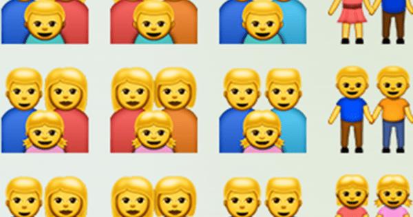 emojis diversos