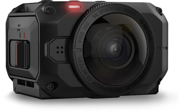 Garmin VIRB 360, camara de acción que graba en 360 grados