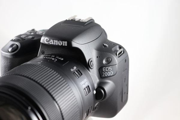 hemos probado Canon EOS 200D número de modelo