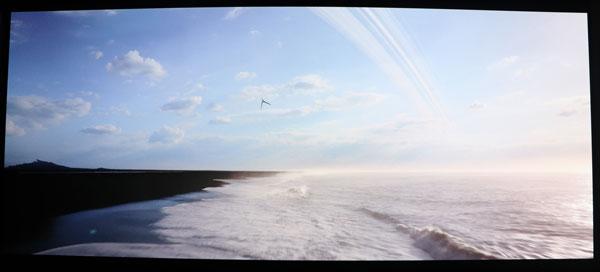 prueba Sony A1 OLED imagen brillante