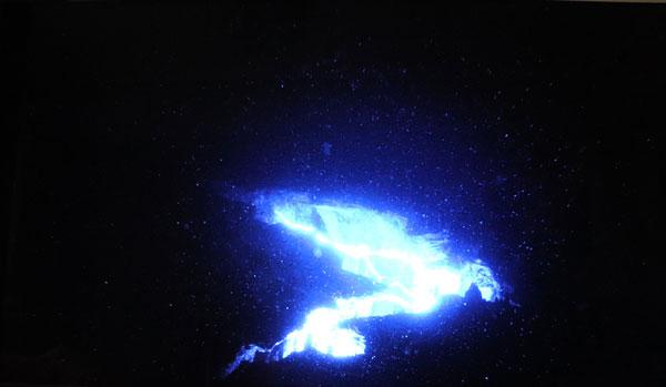 prueba Sony℗ A1 OLED imagen negros