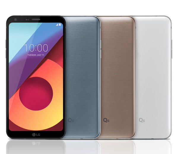 LG Q6, características, precio(valor) y opiniones