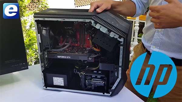 HP presenta su noticia familia de portátiles, convertibles y sobremesas