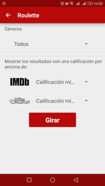 upflix ruleta