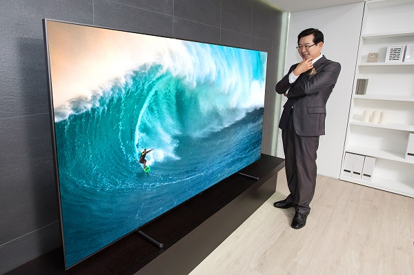 muestra tamaño 88 TV
