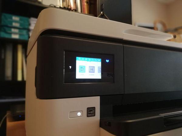 Hp Officejet Pro 7720 Probamos Esta Impresora A3