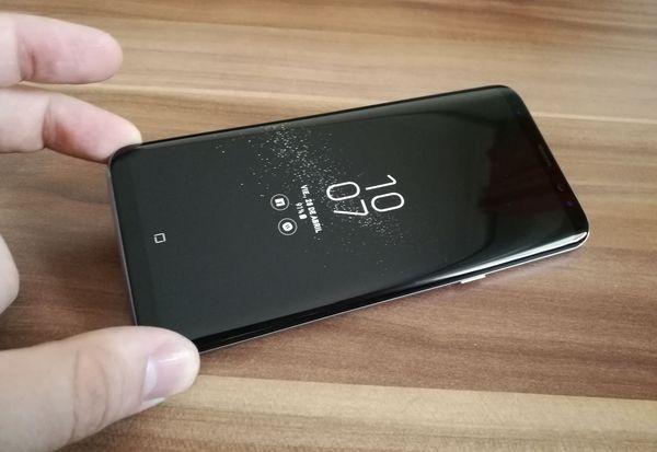Samsung Galaxy S8 Plus potencia