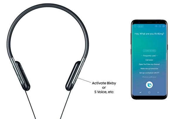 Samsung U Flex Bixby