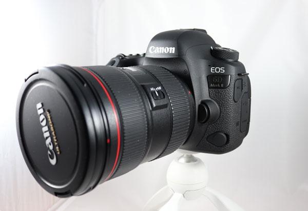 Canon EOS 6D Mark II, la hemos probado