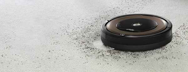 robot de limpieza irobot serie 800