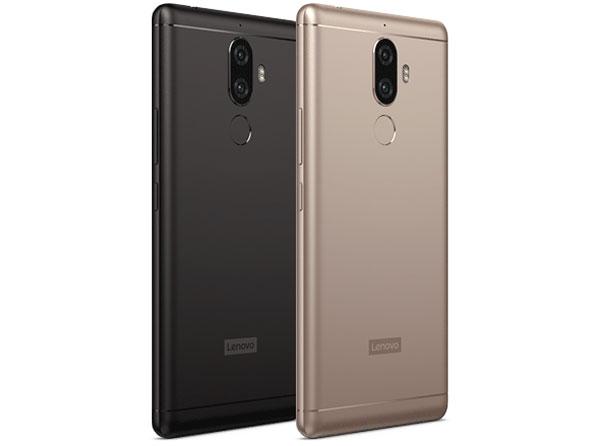 lanzamiento Lenovo K8 Note cámaras