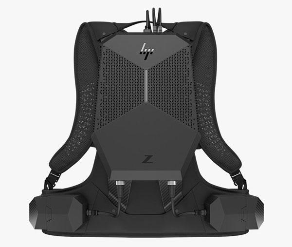 lanzamiento HP Z VR grafica