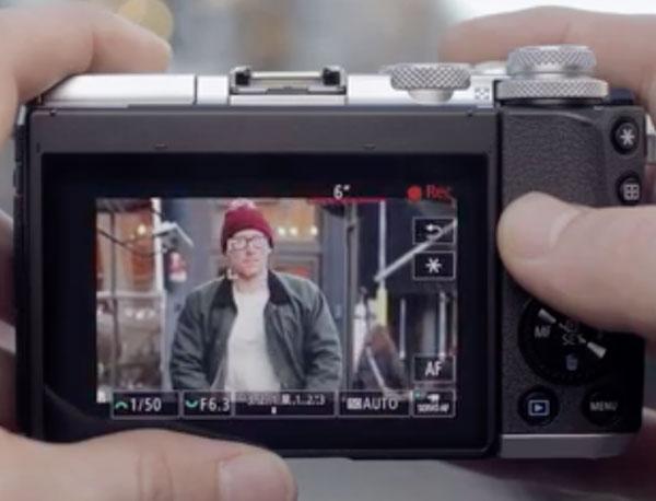 hemos demostrado Canon EOS M6 enfoque Dual Pixel