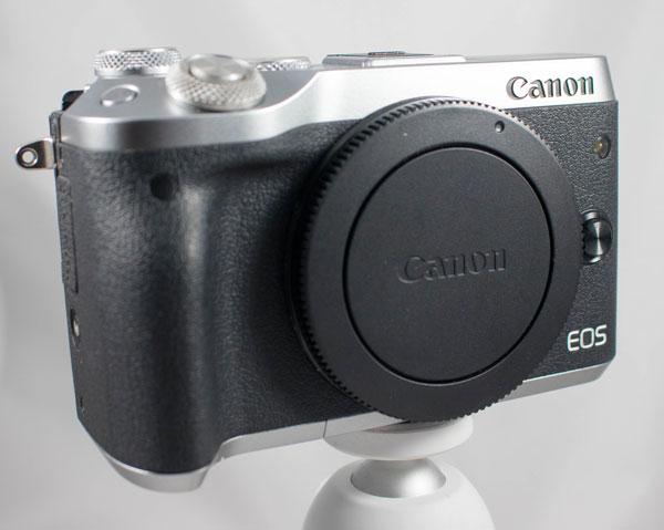 hemos demostrado Canon EOS M6 sin objetivo