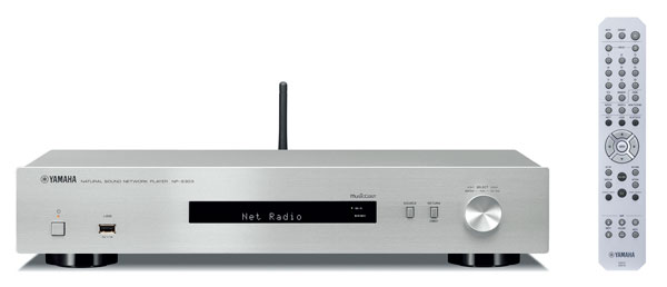 Yamaha NP-S303, nuevo reproductor HiFi en red con MusicCast
