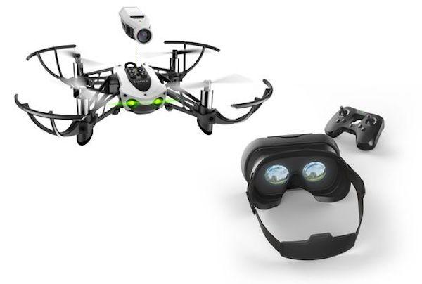 Parrot Mambo FPV, un drone para echar carreras