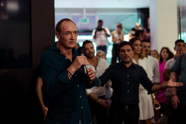 Max Conze, CEO de Dyson