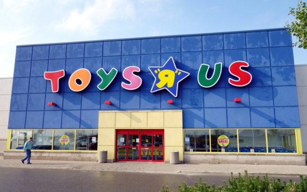 Las tiendas online amenazan la existencia de Toys R Us