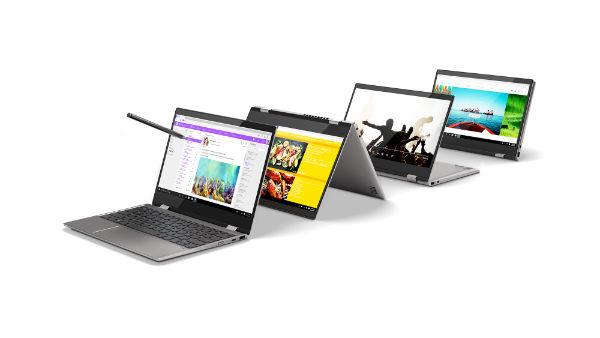 Lenovo Yoga 720 seguridad