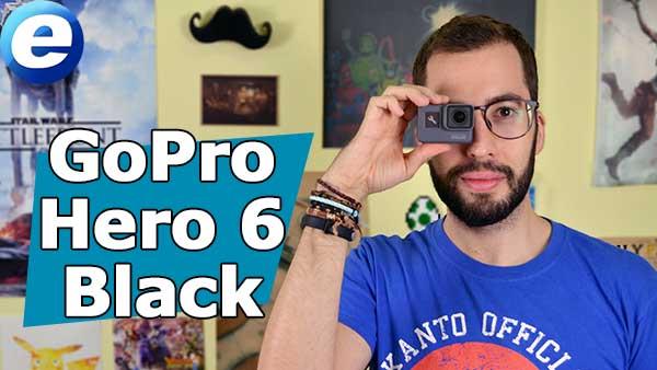 Así es la GoPro Hero seis Black, te la mostramos en vídeo