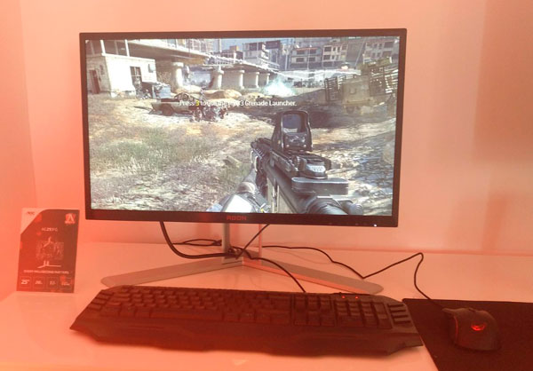 nuevos monitores de Philips℗ y AOC℗ monitor gaming AOC