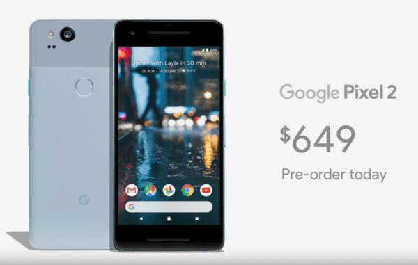 Google Pixel 2, análisis, coste y opiniones