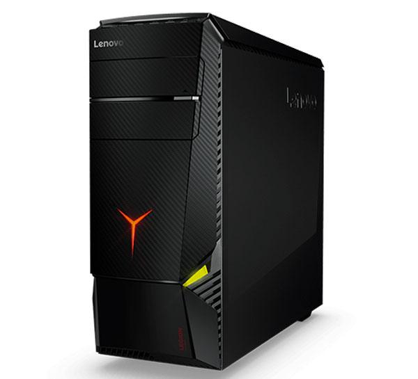repaso gama Legion de Lenovo torre Y920