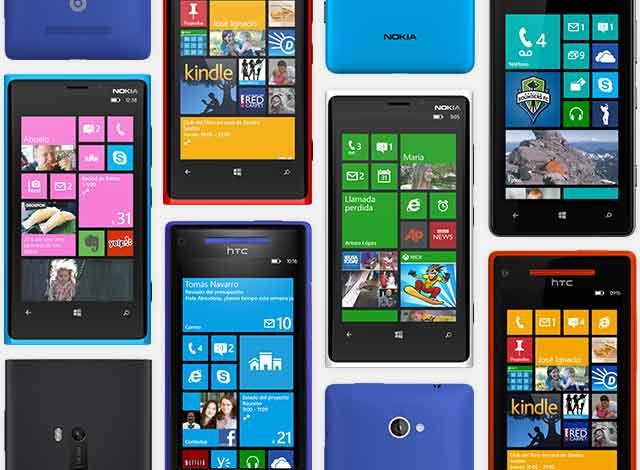 Microsoft mata oficialmente a Windows diez para móviles