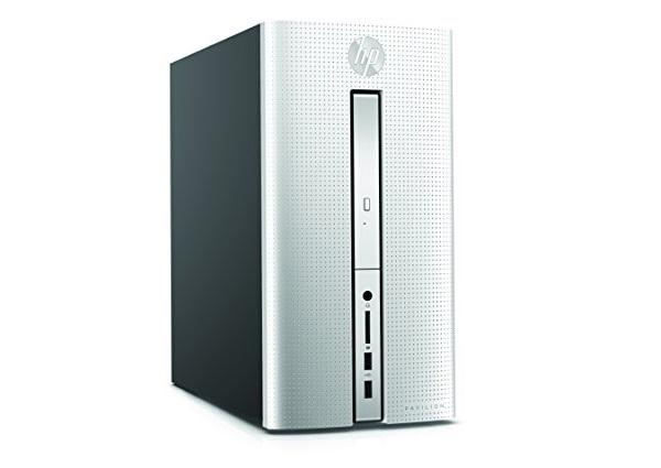 HP Pavilion Desktop PC 570-p051ns