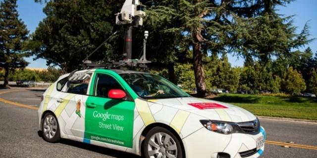 Multan a Google por recolectar datos personales con los vehículos de Street View