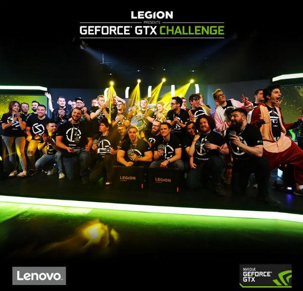 Lenovo Legion GTX Challenge 2017, así ha sido este evento de eSports
