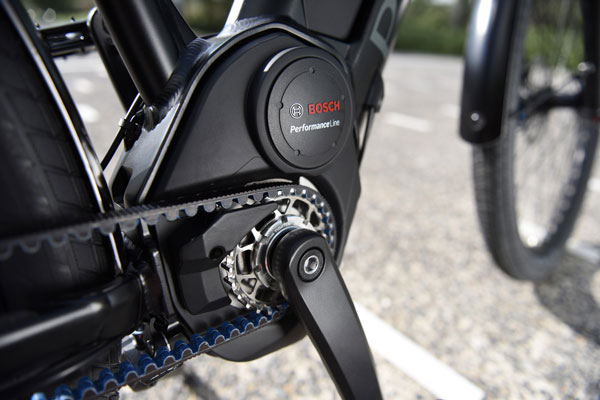 bici eléctrica Peugeot(automóvil) Legend motor