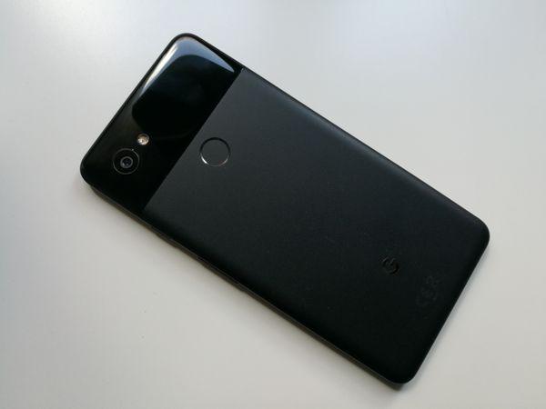 google pixel 2 xl atras