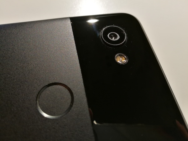 google pixel 2 xl cámara