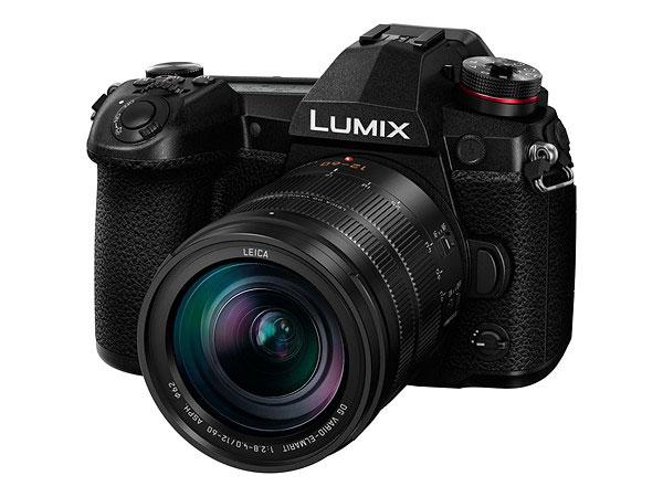 Panasonic Lumix G9, veinte megapíxeles y rachas de hasta veinte fps