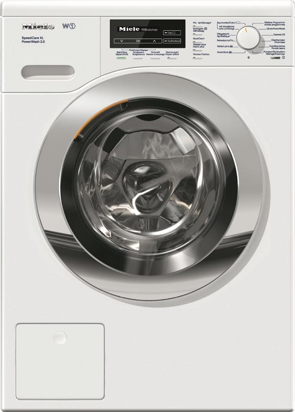 Así son las lavadoras SpeedCare y secadoras Active de Miele