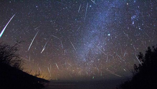 Cómo visualizar la lluvia de estrellas de las Leónidas