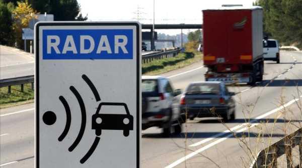 Cómo funciona un radar de carretera y tipos de radares