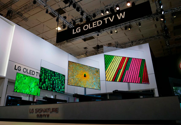 televisores OLED 2017 semejantes Dolby TrueHD