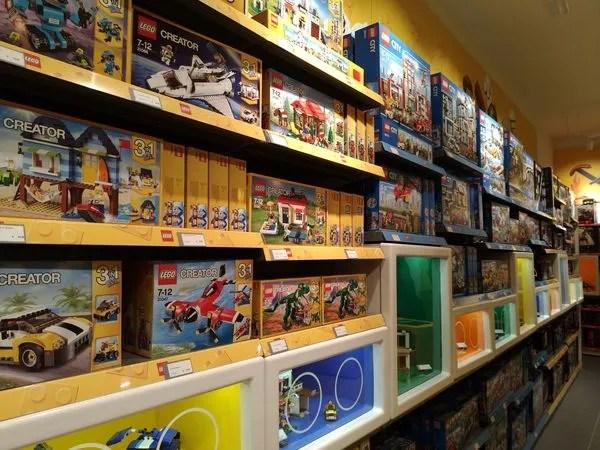 tienda lego madrid sets