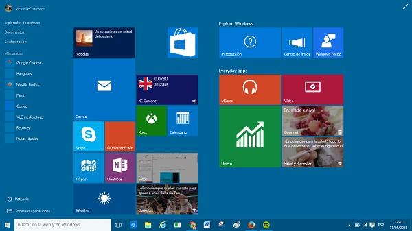 windows 10 microsoft actualizar