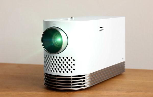 LG Smart Laser TV, reflector láser con imagen de hasta 150 pulgadas y Smart TV