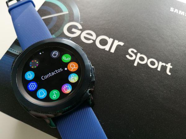 samsung gear sport apps