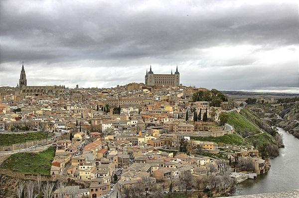 Castilla-La Mancha toledo